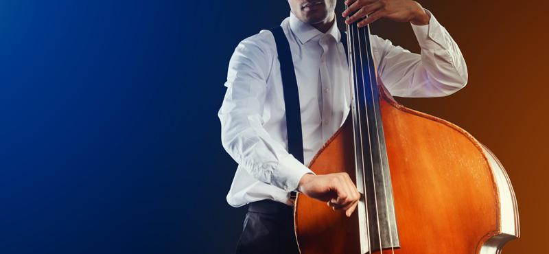 Contrabasso-jazz