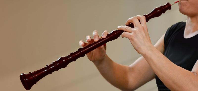 Oboe-barocco