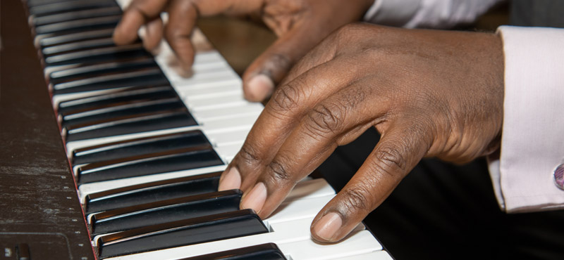 Pianoforte-Jazz