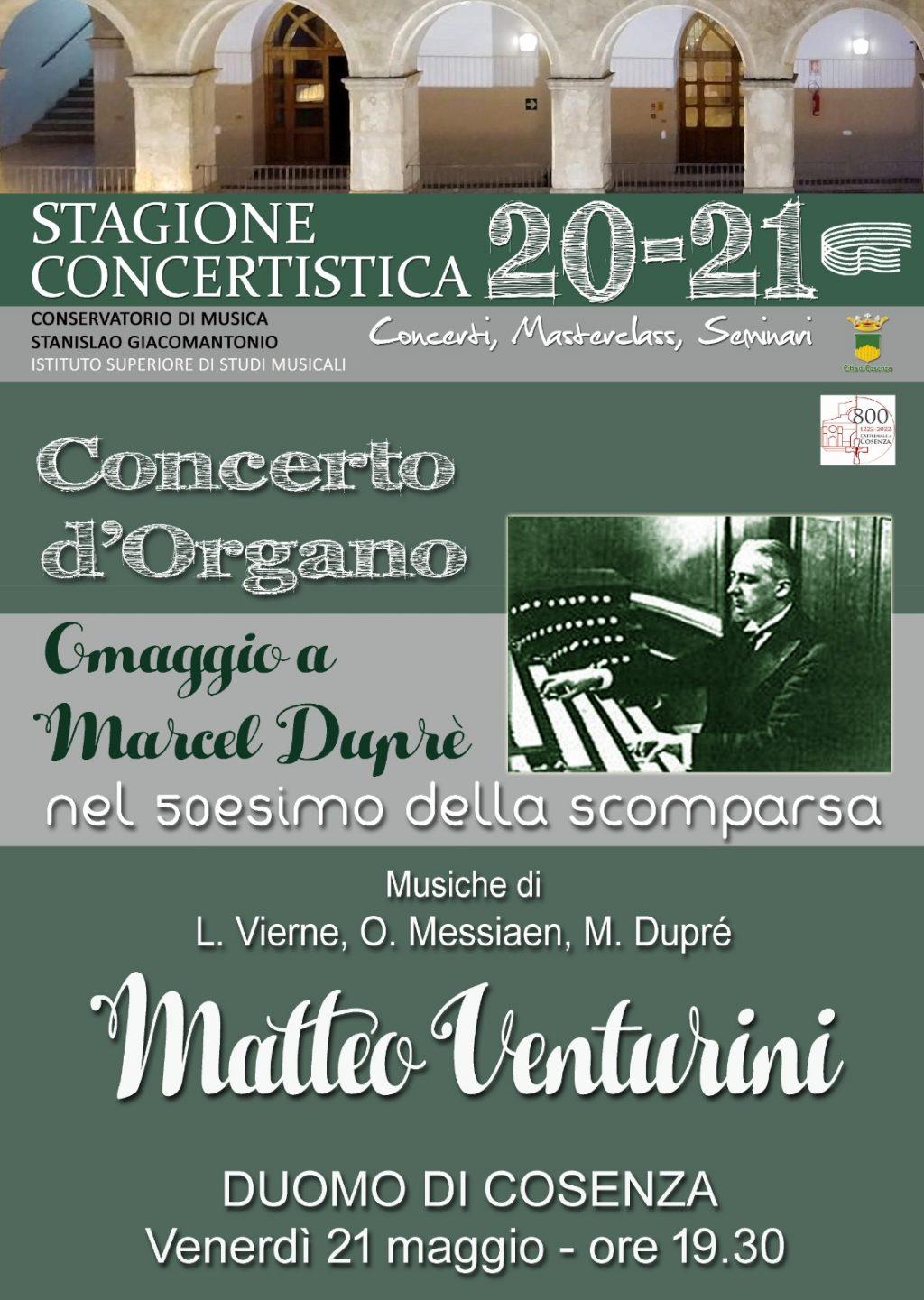 concerto d'organo 21-05-2021